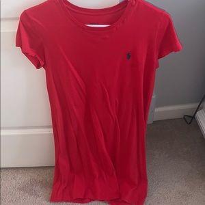 Ralph Lauren Women's T-Shirt Dress